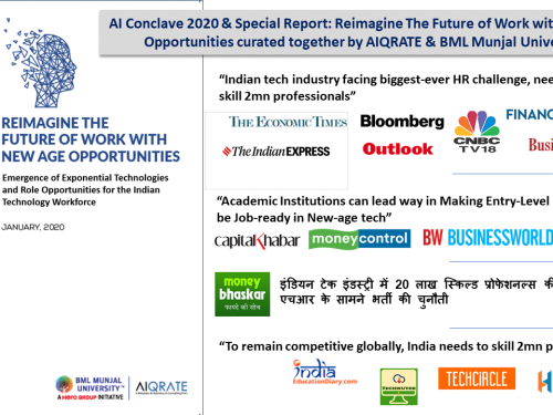 REPORT: Reimagine The Future of Work with New Age Opportunities