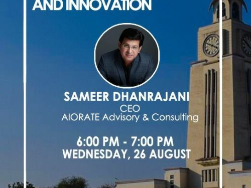 Webinar on AI Strategy at BITS Pilani