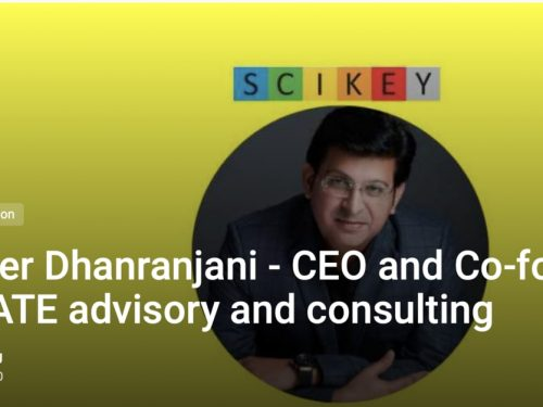 AI led Algorithms can decide on how we need to emote, behave, react, transact or interact with an individual – Sameer with SCIKEY
